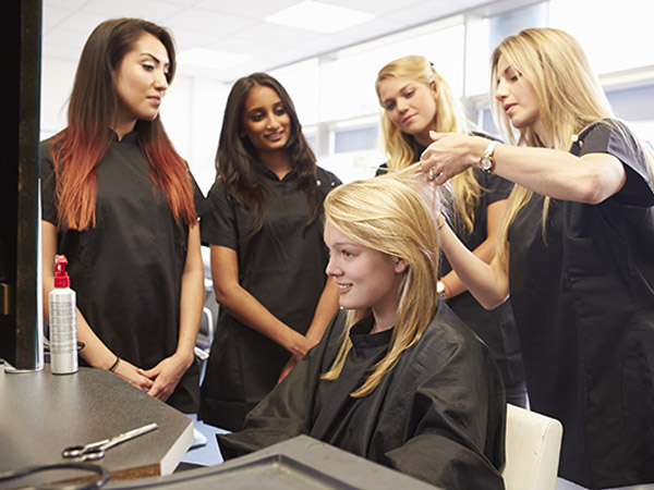 Hair Extension Training Courses UK